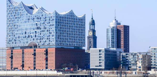 Hamburg, Filharmonia