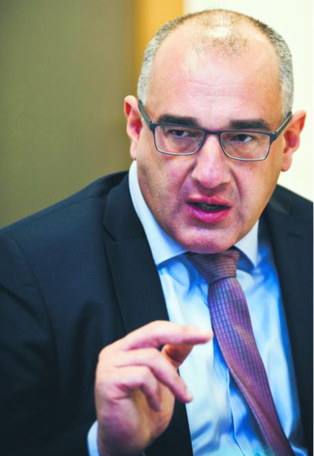Michał Ostrowski, dyrektor departamentu do spraw przestępczości gospodarczej Prokuratury Krajowej
