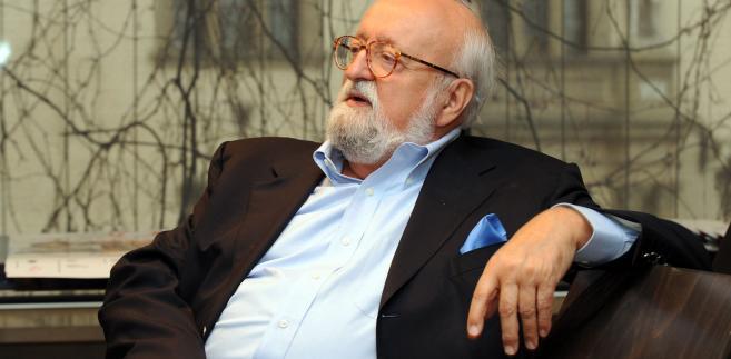 W wydarzeniu uczestniczył także sam Krzysztof Penderecki, który podkreślił, że z Wrocławiem jest szczególnie związany