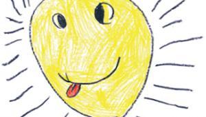 Rys. Weronika Chądzyńska (5 lat)