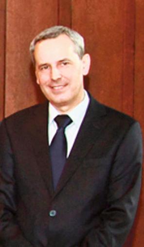Wiktor Jarzębowski, sędzia NSA, przewodniczący Wydziału Informacji Sądowej Wojewódzkiego Sądu Administracyjnego w Łodzi