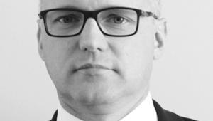 Marcin Kopczyk, naczelnik Mazowieckiego Urzędu Celno-Skarbowego w Warszawie