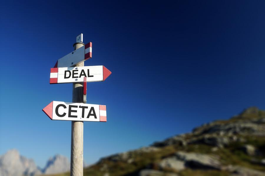 Kanada CETA