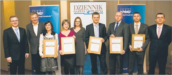 Złote Skrzydła: DGP nagrodziła młodych autorów specjalistycznych książek