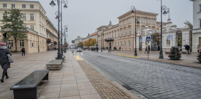 Krakowskie Przedmieście, Warszawa