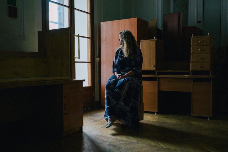 Katarzyna Piekarska fot. Maksymilian Rigamonti