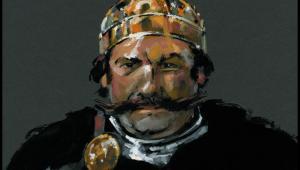 Bolesław Chrobry - autor: Waldemar Świerzy
