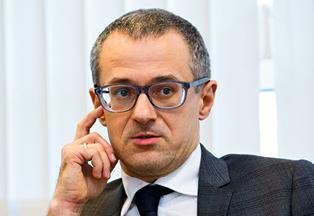 Przemysław Bobak I radca w departamencie współpracy ekonomicznej MSZ
