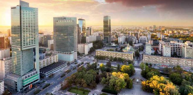 140-metrowe budynki Marriottu i dawnego Elektrimu można byłoby podnieść do 170 m i wyremontować