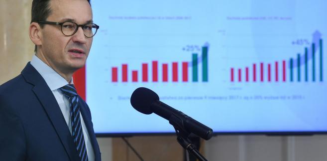 Morawiecki, który był gościem Telewizji Republika poinformował, że podczas poniedziałkowego posiedzenia Komitetu Ekonomicznego Rady Ministrów ustalono, że w ramach tzw. Konstytucji Biznesu zostanie wprowadzona tzw. działalność bagatelna, czyli nierejestrowa