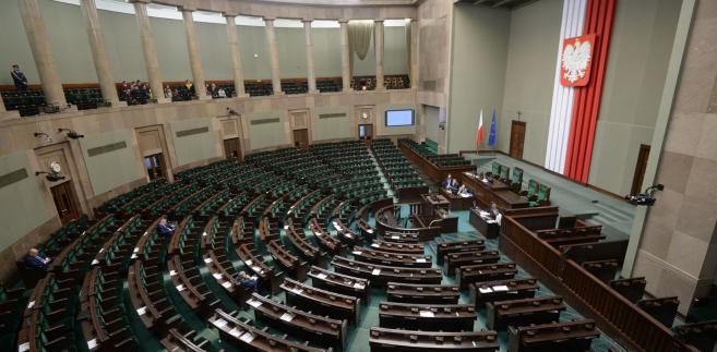Nad jakimi zmianami debatowali posłowie podczas pierwszego w tym roku posiedzenie Sejmu?