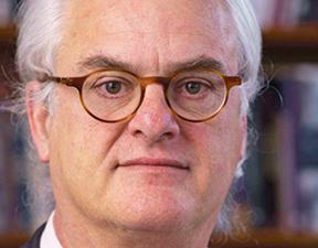 """William N. Goetzmann profesor finansów i zarządzania oraz dyrektor Międzynarodowego Centrum Finansów na Uniwersytecie Yale, autor książki """"Pieniądz zmienia wszystko: jak finanse umożliwiły rozwój cywilizacji"""""""