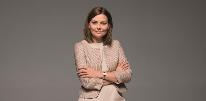 Anna Durzyńska, dyrektor ds. personalnych Lidl Polska