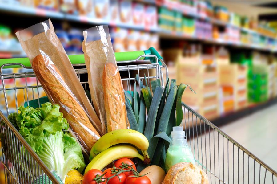 zakupy handel jedzenie zywność