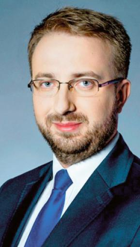 Maciej Kiełbus, partner w dziale prawa administracyjnego Kancelarii Prawnej Dr Krystian Ziemski & Partners