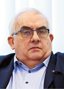 Andrzej Porawski dyrekotr Biura Związku Miast Polskich
