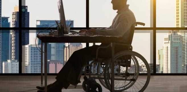 W 2017 roku stopa bezrobocia osób niepełnosprawnych w wieku produkcyjnym wyniosła 9,3 proc