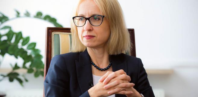 Teresa Czerwińska, fot. Wojtek Górski
