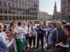 PO wycofuje kandydaturę Kazimierza M. Ujazdowskiego na prezydenta Wrocławia