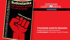 Tygodnik Gazeta Prawna z dnia 27 lipca 2018