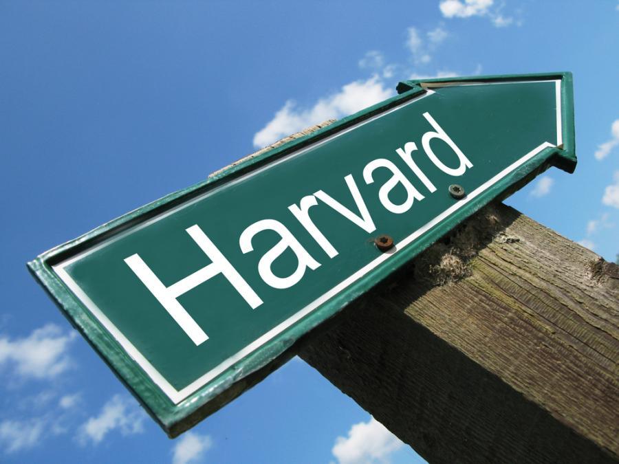 Drogowskaz Harvard