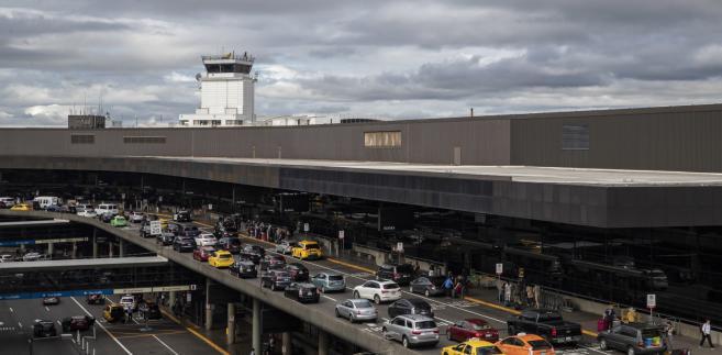 lotnisko w Seattle skąd uprowadzono samolot