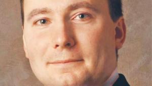 dr Tomasz Dorożyński z Katedry Wymiany Międzynarodowej Uniwersytetu Łódzkiego