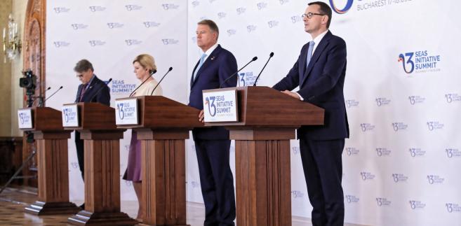 Szczyt inicjatywy Trójmorza