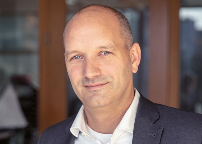 Simon Schreyer, Dyrektor Departamentu IT Volkswagen Financial Services