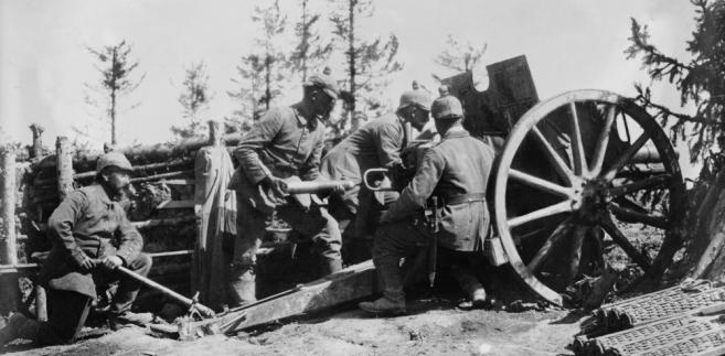 Galicja Wschodnia 1915