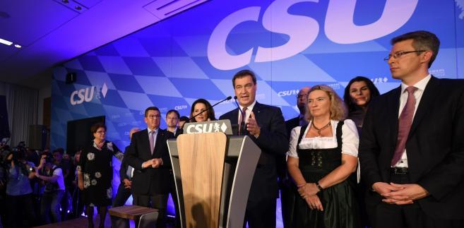 Wybory w Bawarii