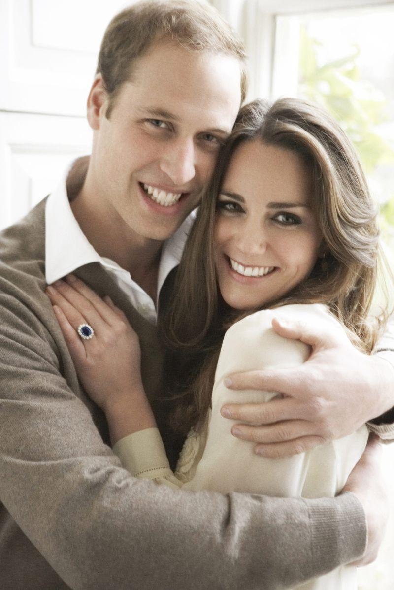 ślub Stulecia Książę William I Kate Middleton Zdjęcie