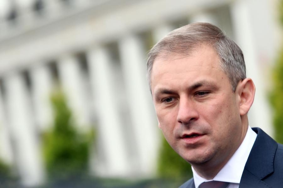 Szef SLD Grzegorz Napieralski otworzy listę Sojuszu w Szczecinie.