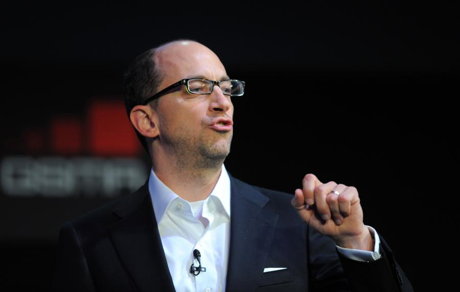 Dick Costolo. Fot. Denis Doyle/Bloomberg