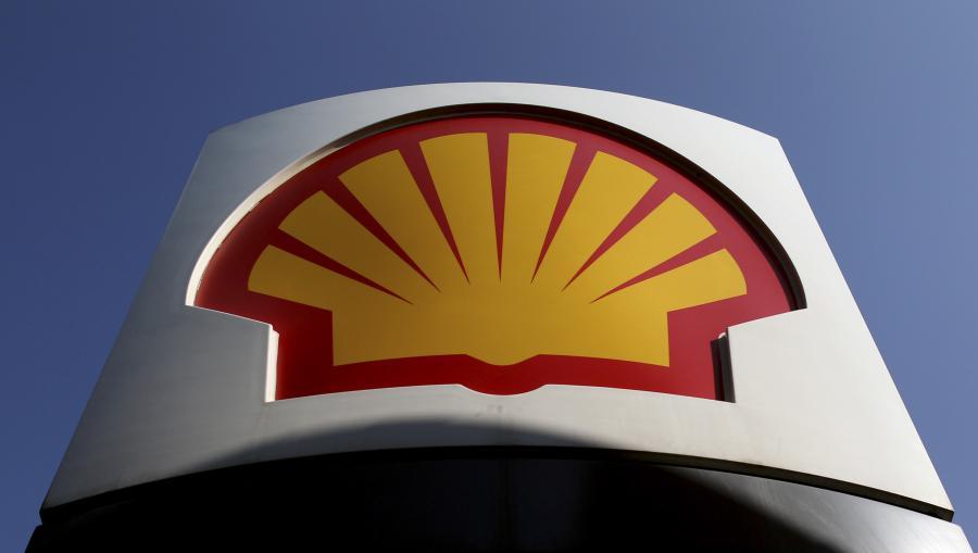 Logo Shell'a.