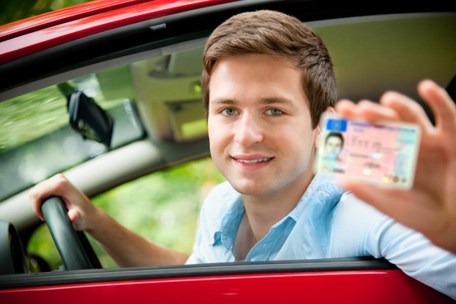 samochód, kierowca