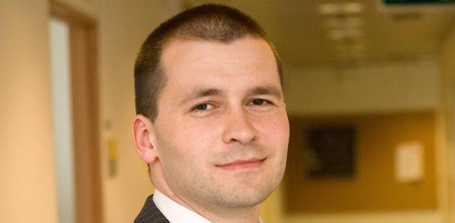 Artur Radwan, dziennikarz Gazety Prawnej