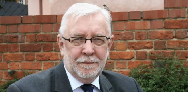 Jerzy Stępień prawnik, były prezes Trybunału Konstytucyjnego