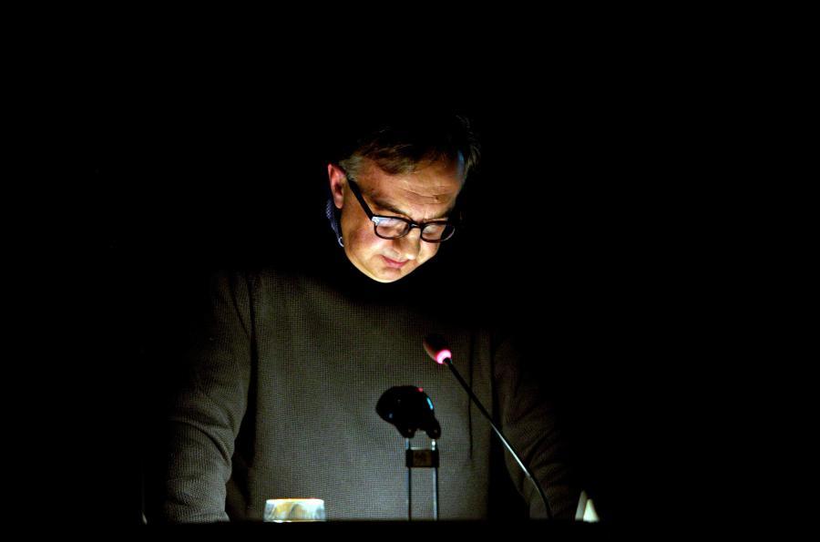 Sergio Marchionne, dyrektor wykonawczy Fiat SpA