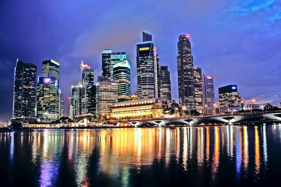 Singapur. Fot.flickr/jjcb