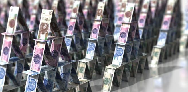 Rozwój piramidy finansowej jest uzależniony od tzw. naganiaczy
