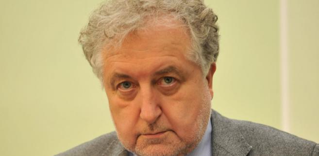 Prezes Trybunału Konstytucyjnego prof. Andrzej Rzeplińki