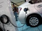 Elektryczne auta coraz popularniejsze