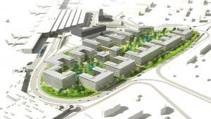 Plan Chopin Airport City