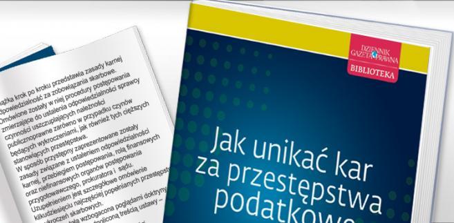 e-book: Jak unikać kar za przestępstwa podatkowe