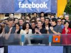 Historyczny debiut Facebooka na giełdzie. Cena akcji na otwarciu osiągnęła ponad 42 dolary
