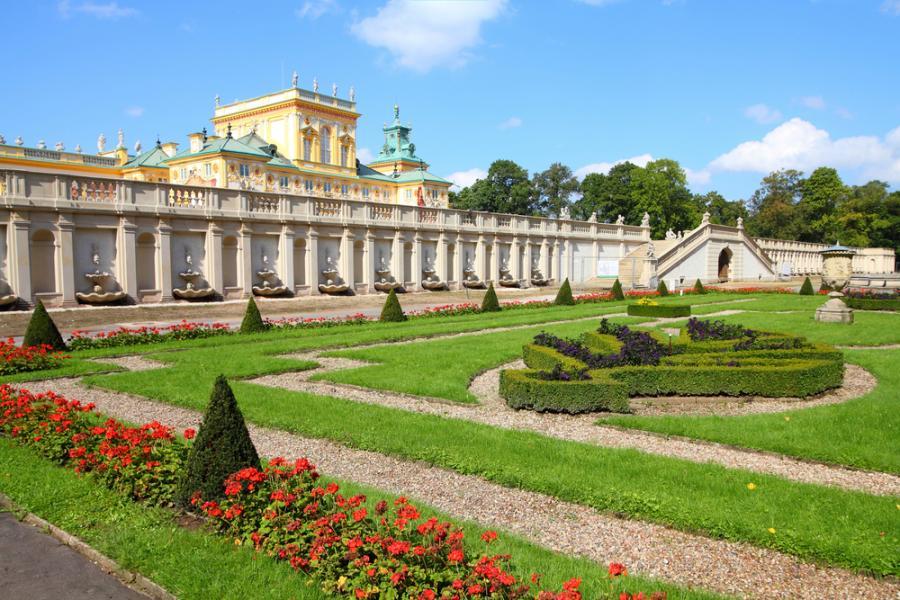 Pałac w Wilanowie, Warszawa