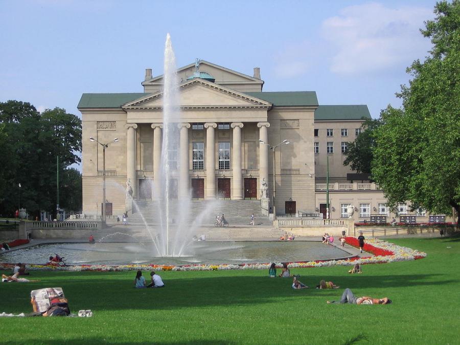 Poznańska Opera, Poznań