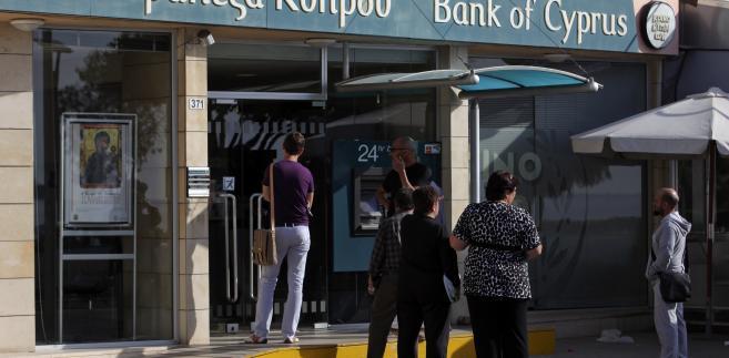 Cypr, który jest kolejną ofiarą kryzysu w strefie euro, w czerwcu przyznał, że będzie mu potrzebna pomoc finansowa, aby ocalić przed upadkiem dwa największe banki.