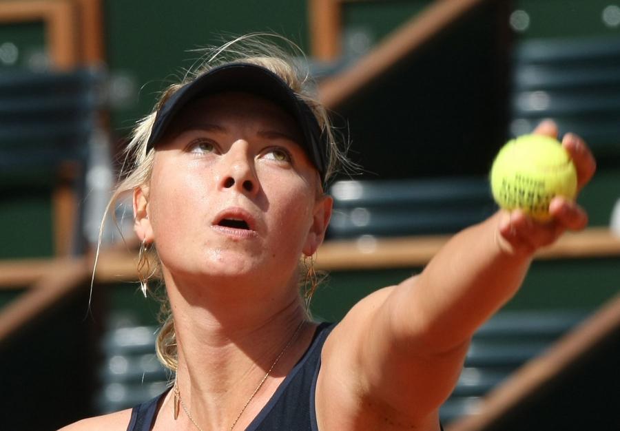 4. miejsca rosyjska tenisistka Maria Scharapowa z rocznym dochodem 27,9 mln dol ( 26 na liście Forbesa najbogatszych sportowców świata).